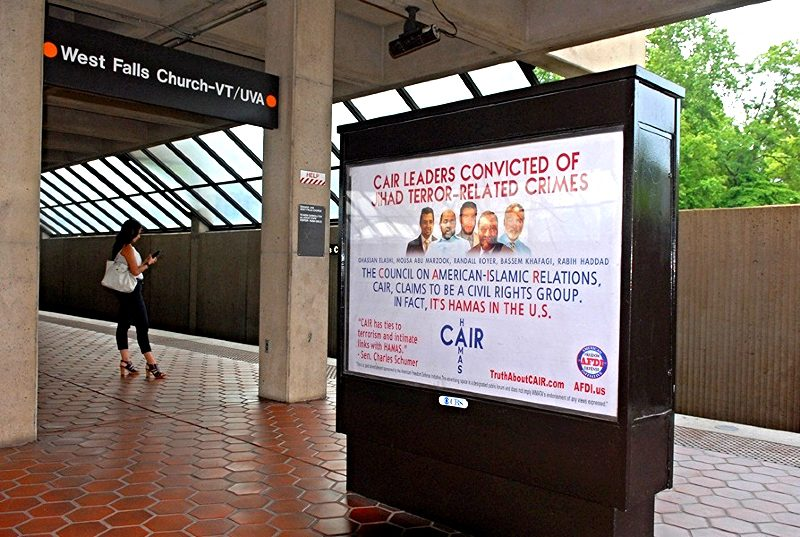 CAIR ad DC