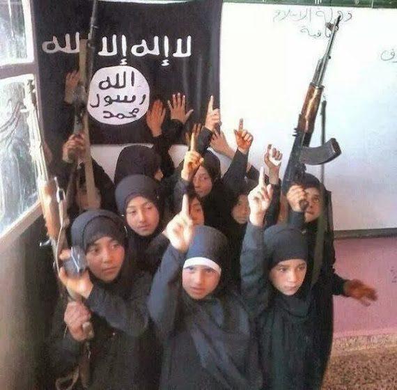 ISIS+Kids