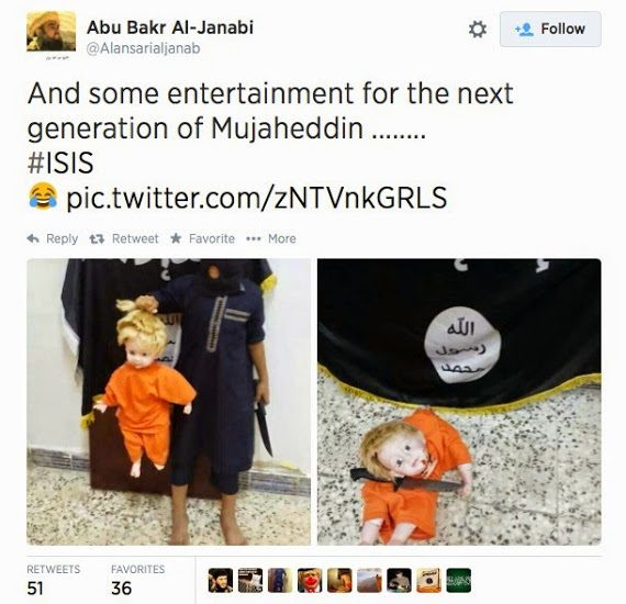 ISIS Children Beheading