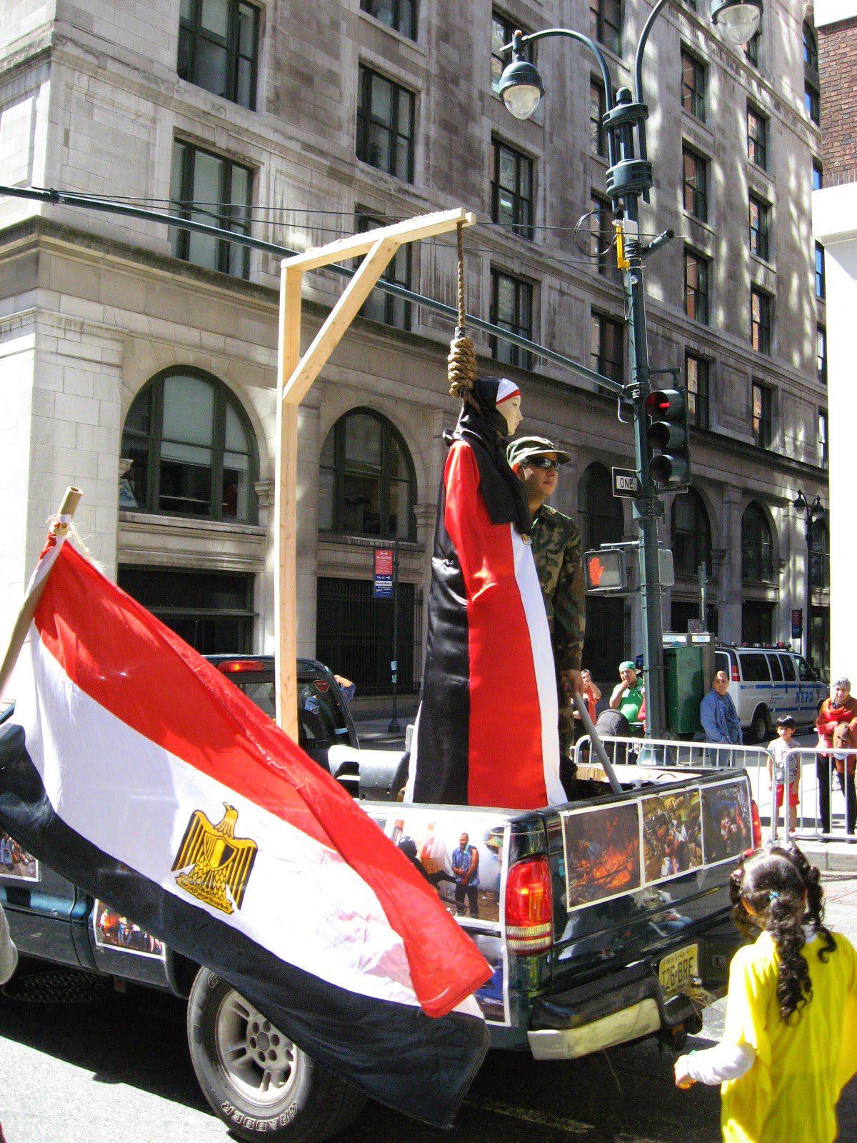 noose muslim day parade