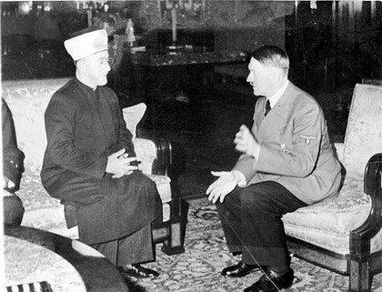 Mufti meets Hitler