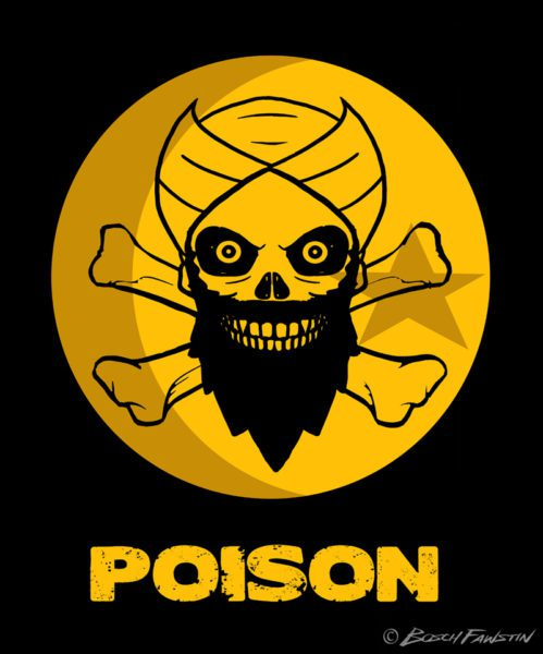 Mohammad Poison small