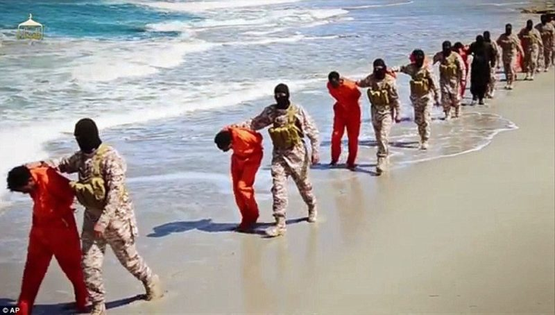 isis shore execution5