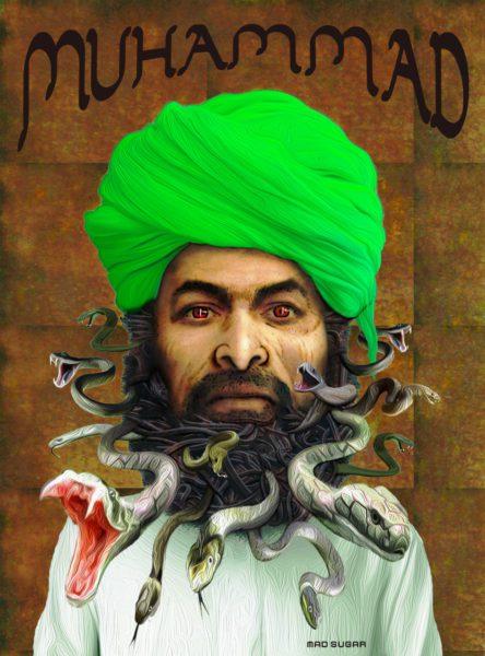 muhammad. medusa