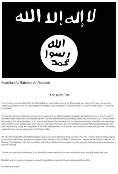 ISIS fatwa
