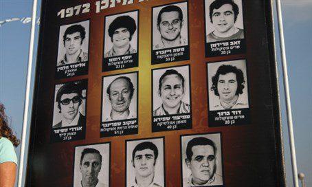 Athletes murdered in Munich