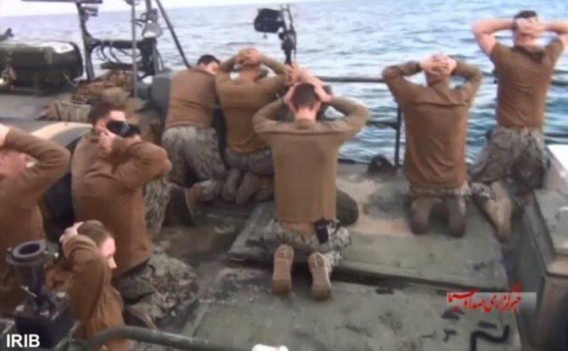 Iran humilates US2