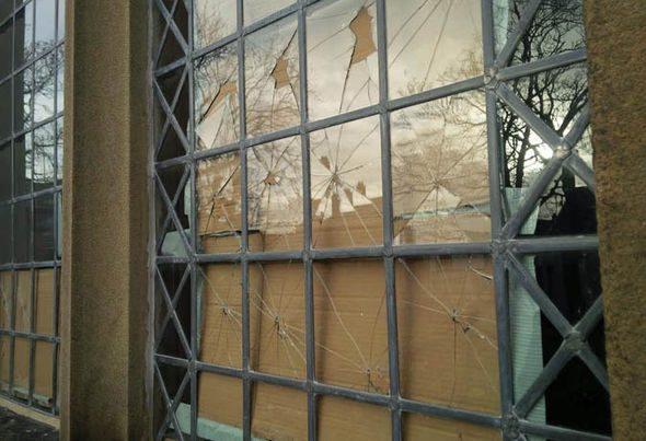 church window2