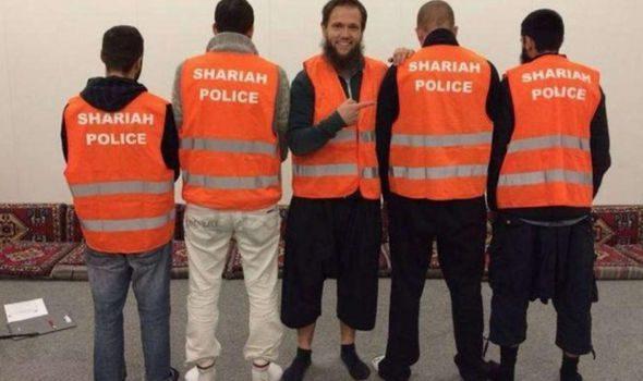 sharia patrol