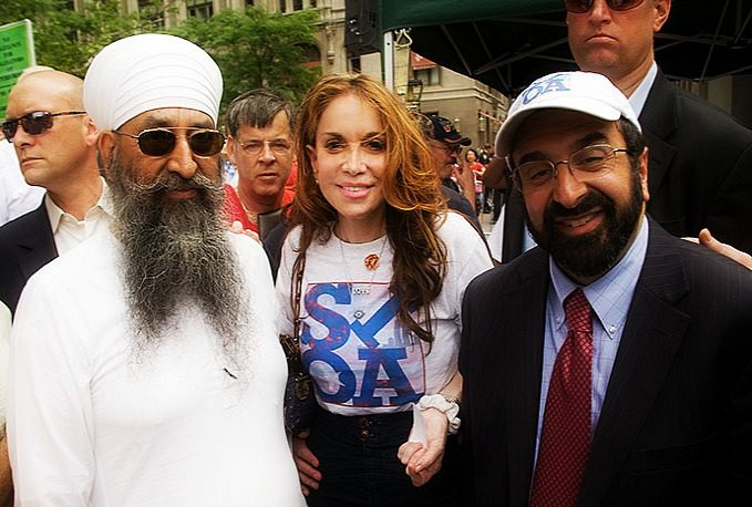 pamela geller Sikh leader Robert Spencer