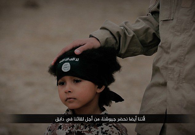 isis jihad junior
