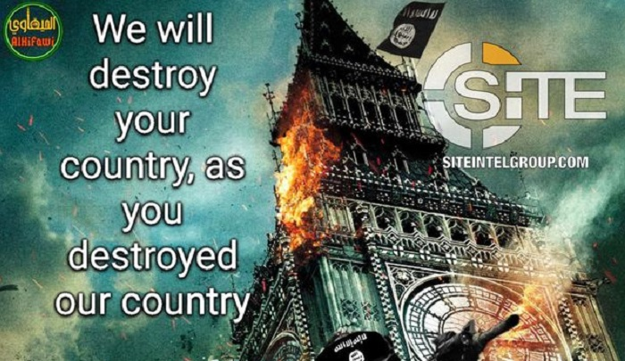 u0026 39 we will destroy your country u0026 39   chilling isis threat to uk