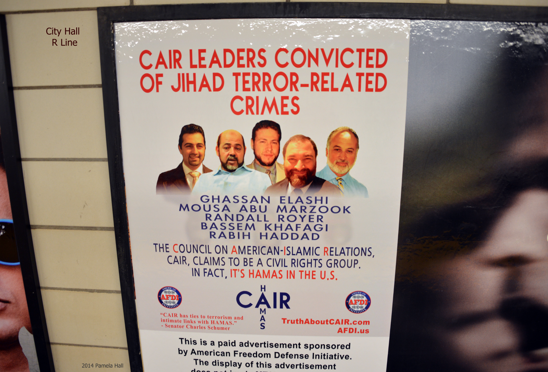 "Hamas-CAIR chief Nihad Awad blasts Pompeo as a ""bigot"" - Geller Report"