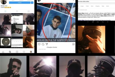 GRAPHIC VIDEO: Florida Mass Shooter's Instagram Account