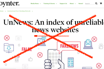 Poynter forced to scrap 'unreliable news' list targeting